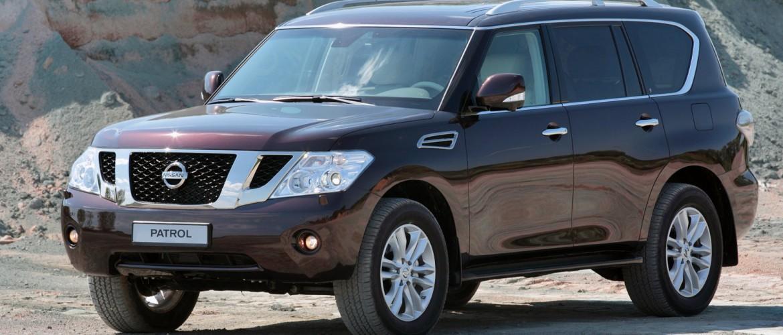 Nissan_Patrol_SUV 5 door_2010