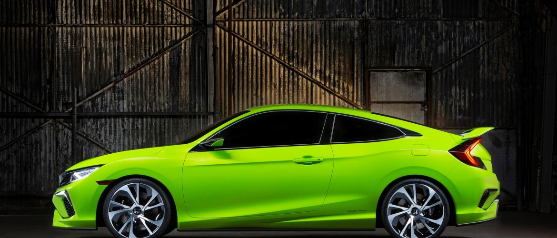 American Honda Debuts Next Generation Civic Concept