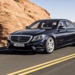 Новые автомобили Mercedes 2016