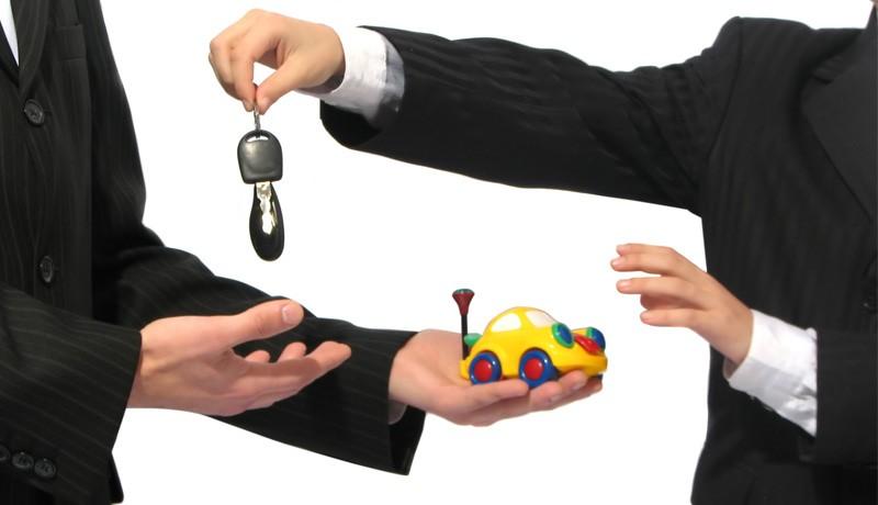 Договор купли продажи между физлицом и юрлицом